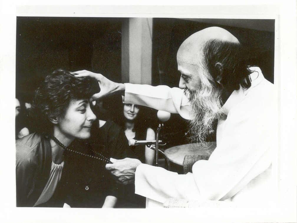 Udana and Bhagwan - 10-14-1979