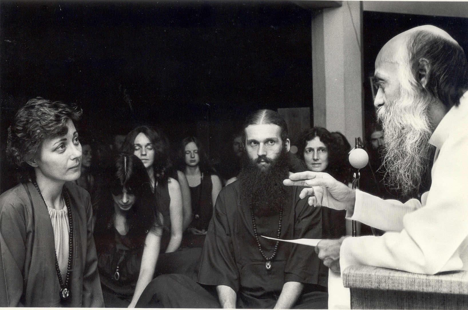 Udana and Bhagwan-c - 10-14-1979